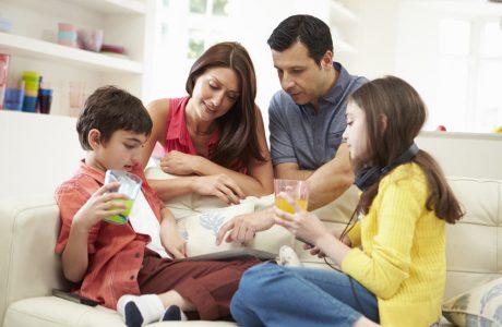 איך מספרים לילדים שהחלטתם להתגרש